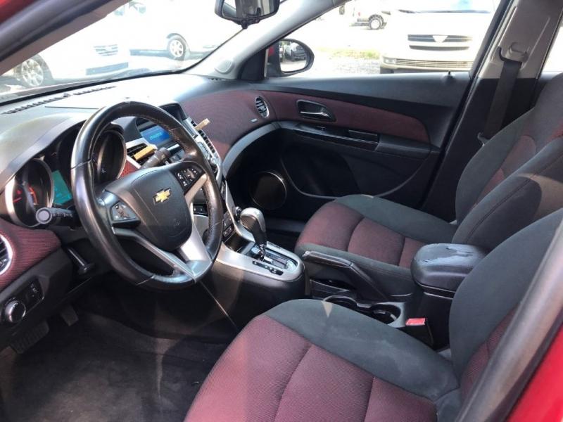 Chevrolet CRUZE 2012 price $6,600