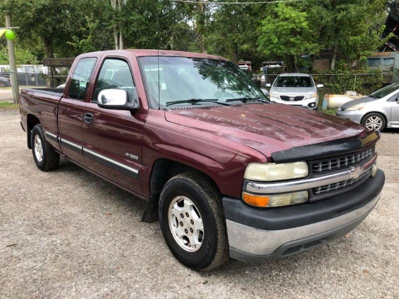 Chevrolet SILVERADO 1500 2002 price $5,750