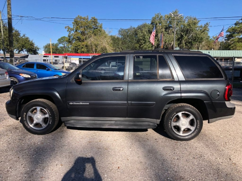 CHEVROLET TRAILBLAZER 2004 price $1,500 Down
