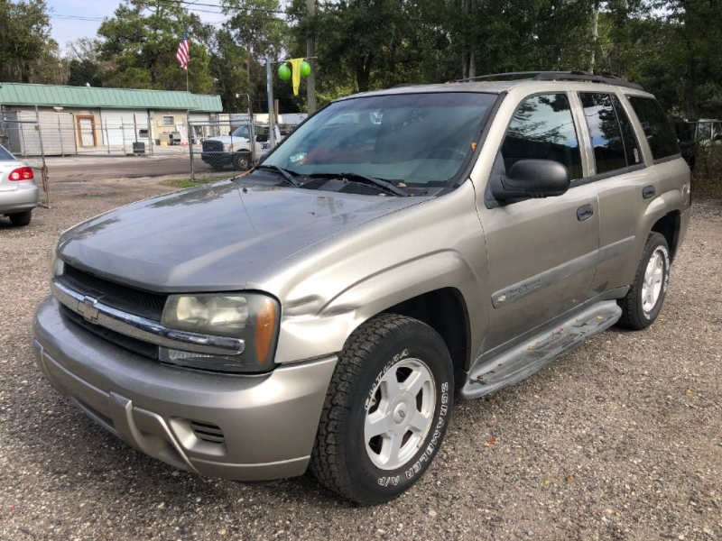 Chevrolet TRAILBLAZER 2003 price $4,450