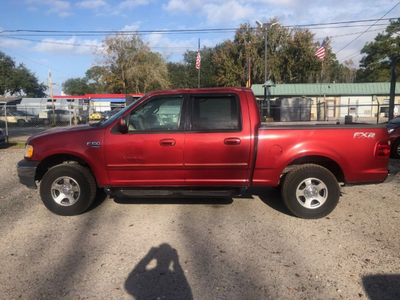 Ford F150 2001 price $5,450
