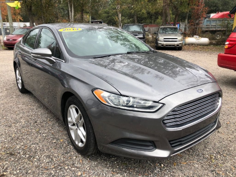 Ford FUSION 2014 price $6,380