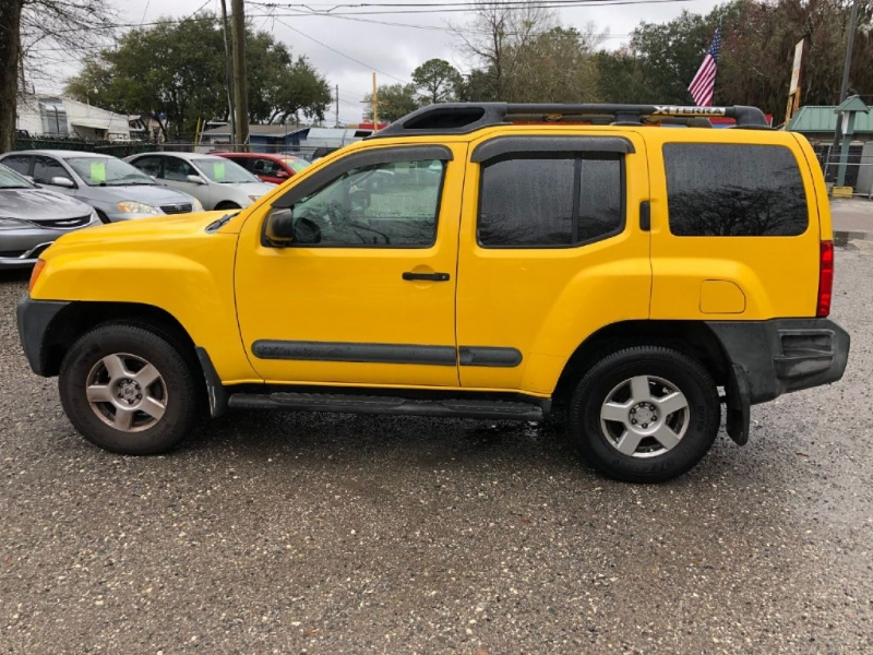 NISSAN XTERRA 2006 price $2,500 Down