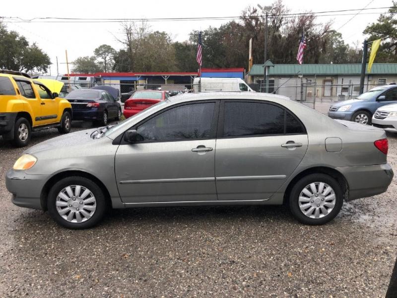 Toyota COROLLA 2003 price $2,990
