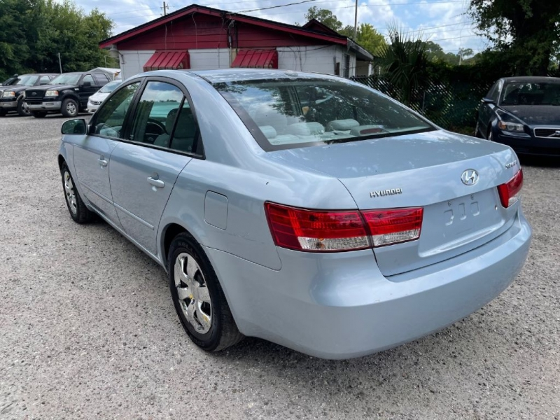 Hyundai SONATA 2008 price $6,950