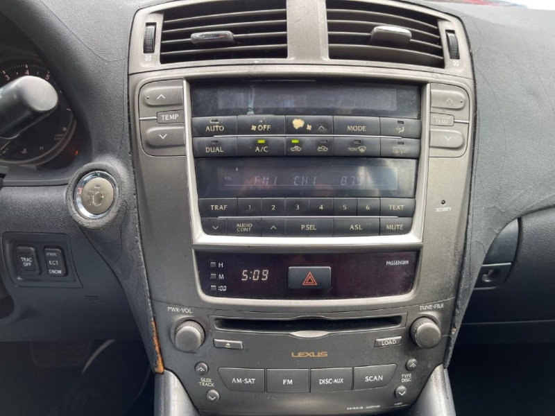 Lexus IS 2006 price $6,990
