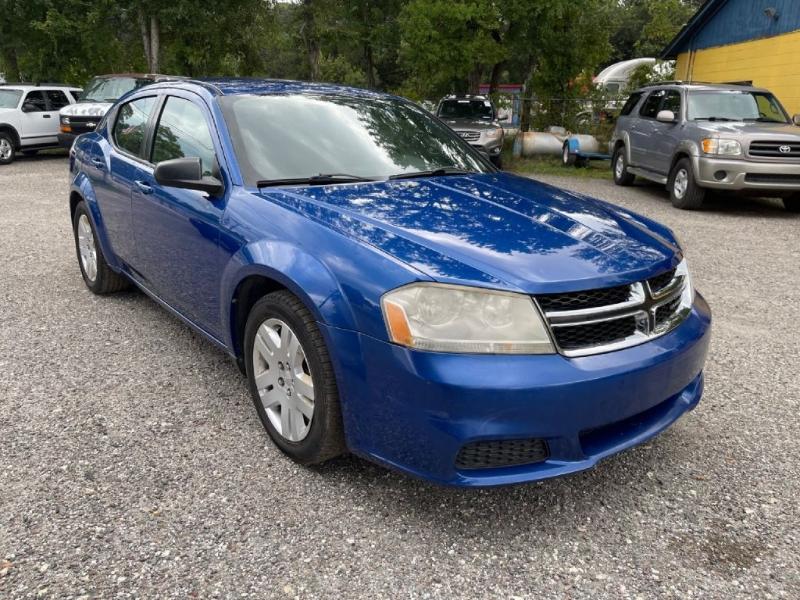 Dodge AVENGER 2013 price $6,500