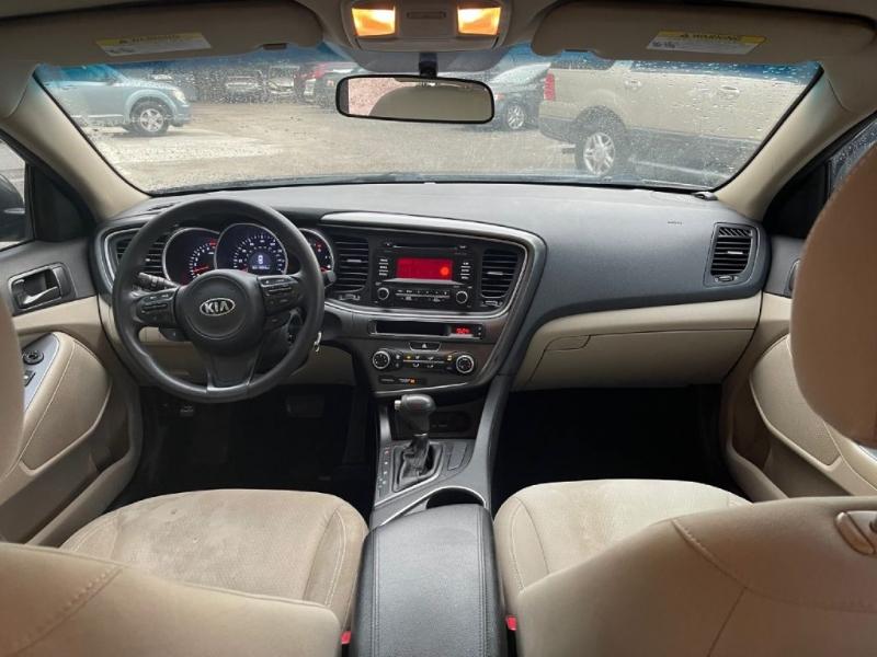 Kia OPTIMA 2015 price $7,800
