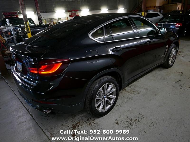 BMW X6 2017 price $39,995