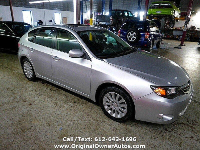 Subaru IMPREZA 2011 price $7,995