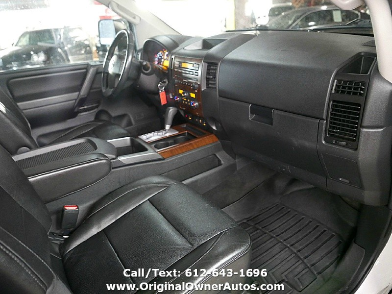 Nissan Titan 2012 price $12,995