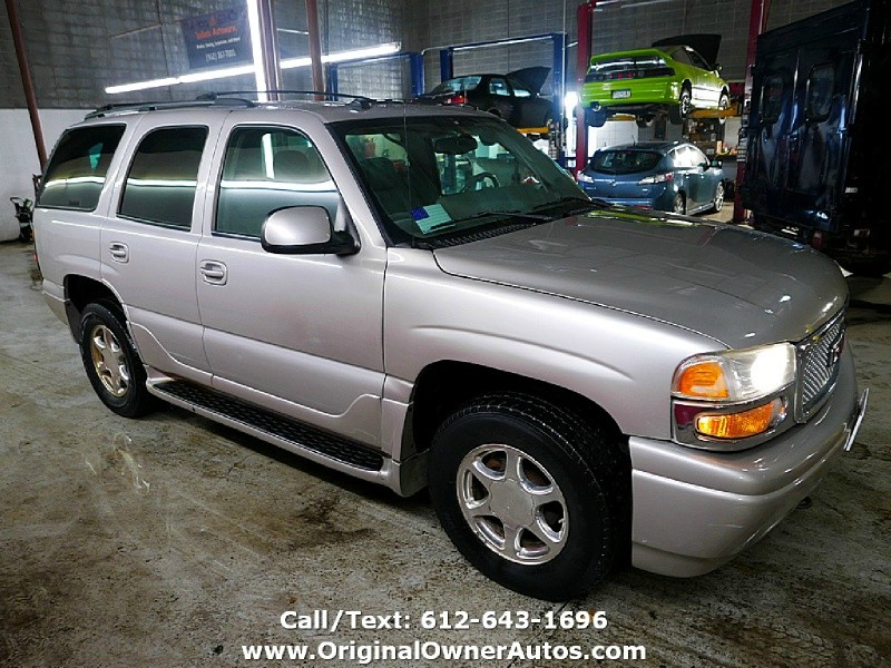 GMC Yukon 2004 price $2,995