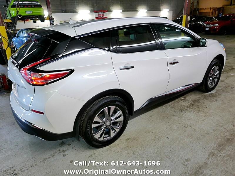 Nissan Murano 2015 price $17,995