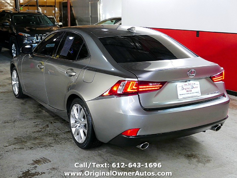 Lexus IS 250 2014 price $17,995
