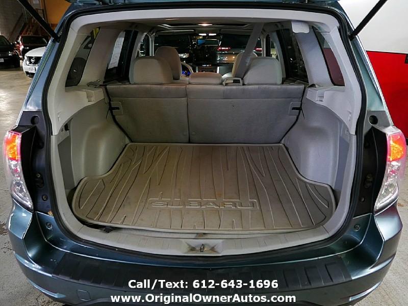 Subaru Forester (Natl) 2009 price $5,995