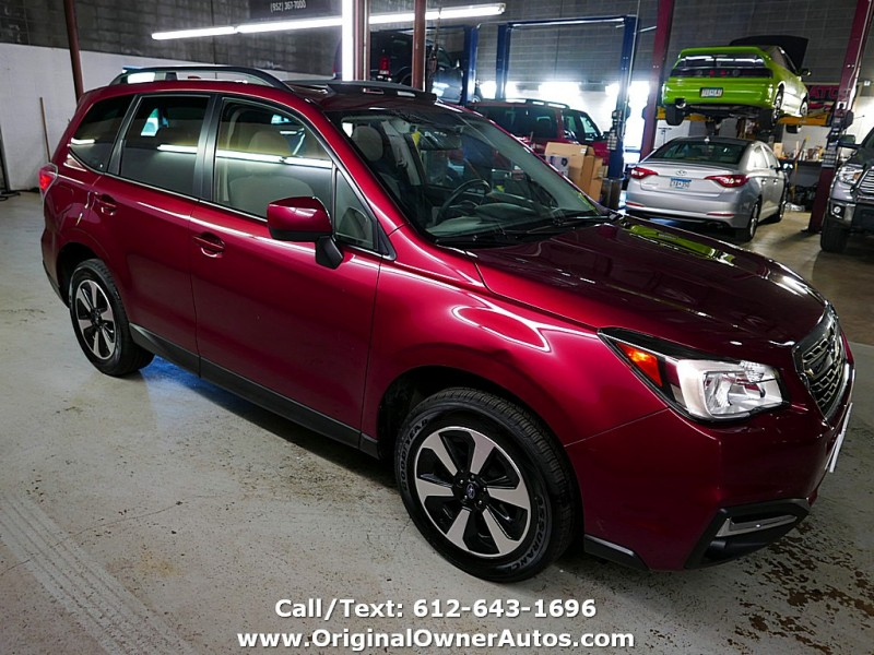Subaru Forester 2017 price $14,995