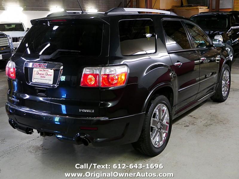 GMC Acadia 2011 price $14,495