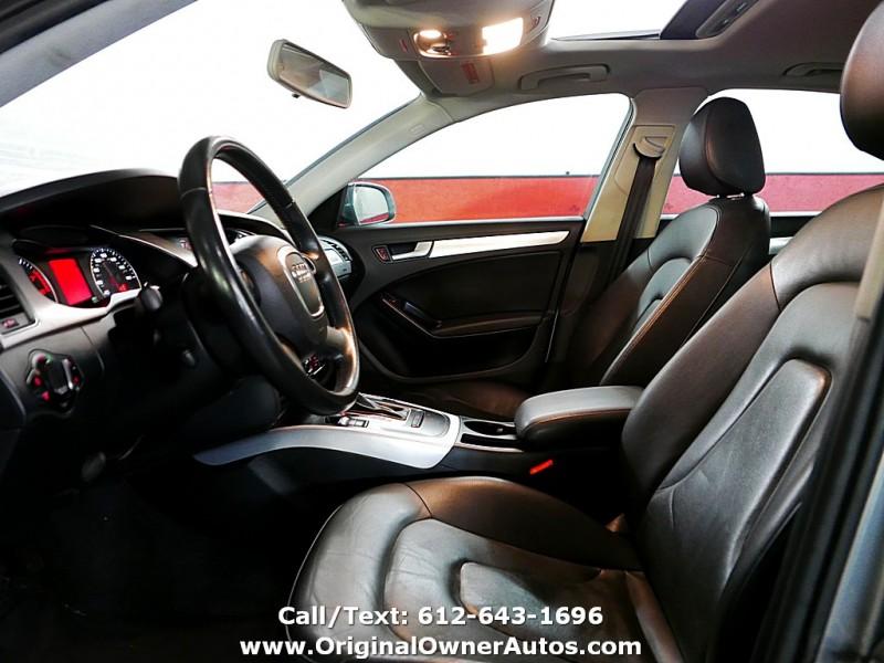 Audi A4 2011 price $8,995