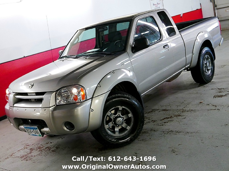 Nissan Frontier 4WD 2003 price $6,995