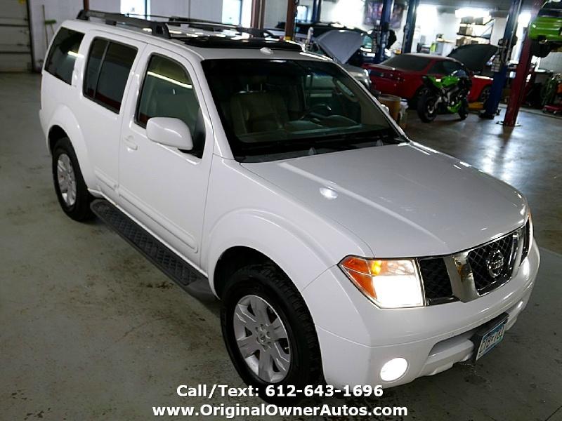 Nissan Pathfinder 2007 price $4,995