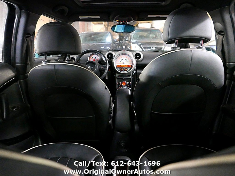 Mini Cooper Countryman 2011 price $7,495