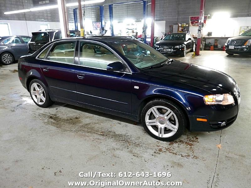 Audi A4 2007 price $4,995
