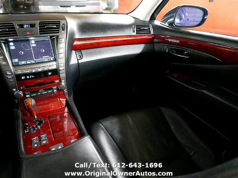 Lexus LS 460 2009 price $9,995