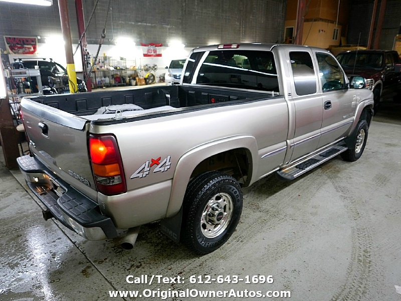 GMC Sierra 2500HD 2002 price $7,995