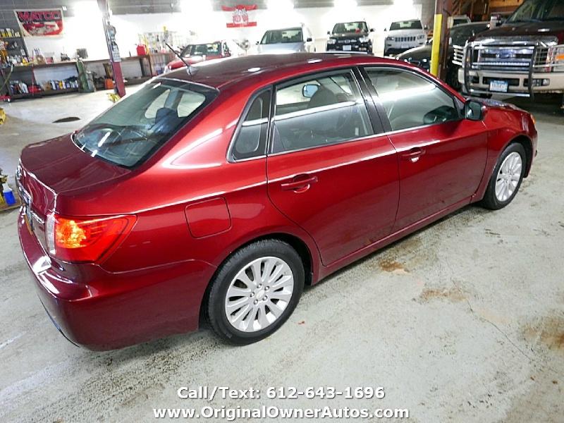 Subaru Impreza Sedan 2010 price $5,995