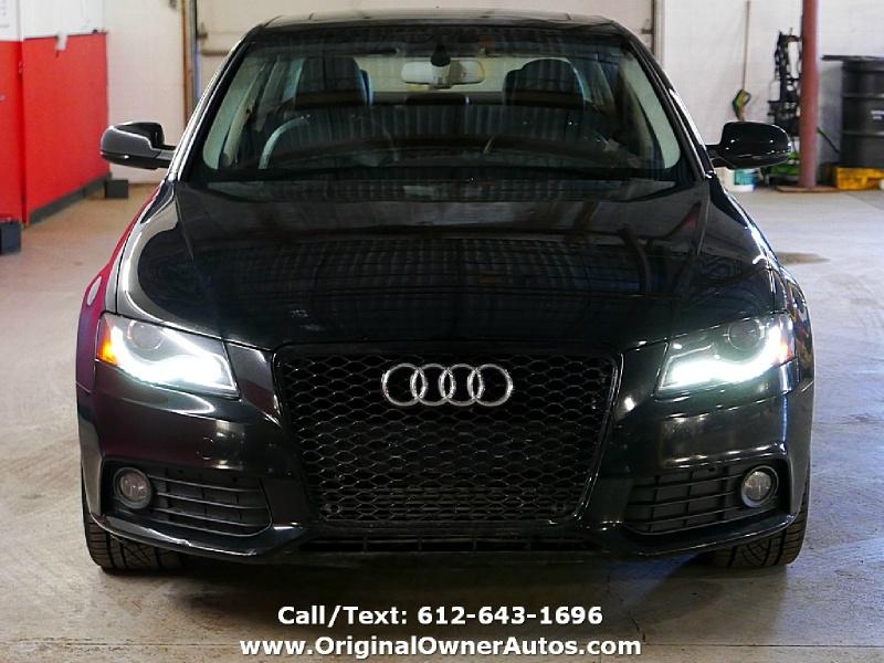 Audi A4 2011 price $7,995