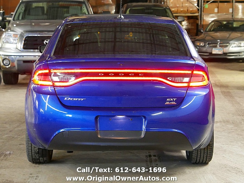 Dodge Dart 2014 price $8,495