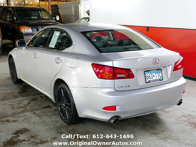 Lexus IS 250 2006 price $4,295