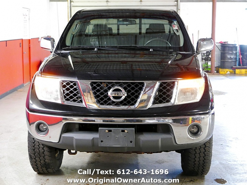 Nissan Frontier 2006 price $5,995