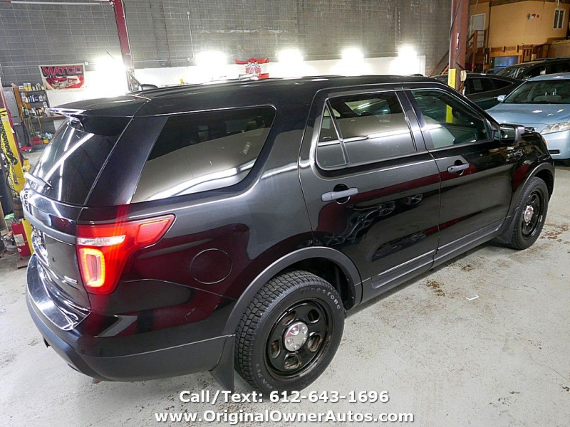 Ford Utility Police Interceptor 2013 price $9,995
