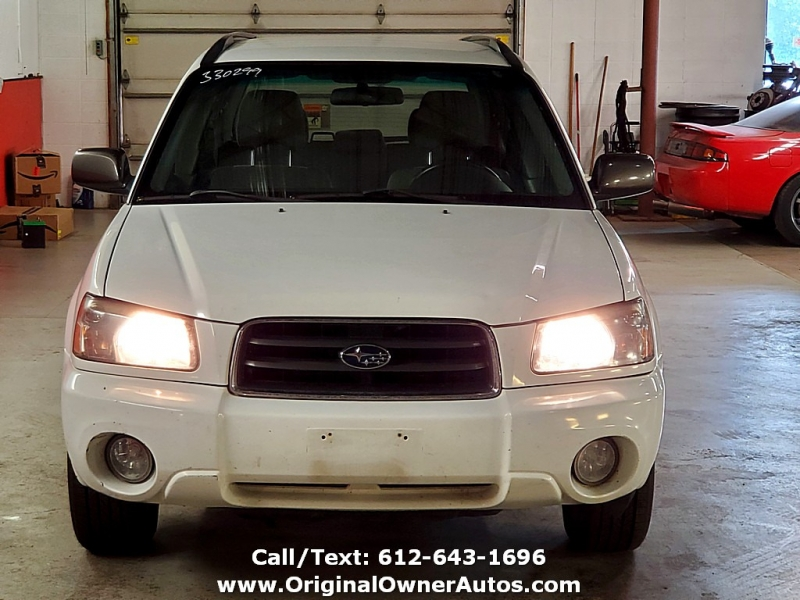 Subaru Forester (Natl) 2005 price $3,995