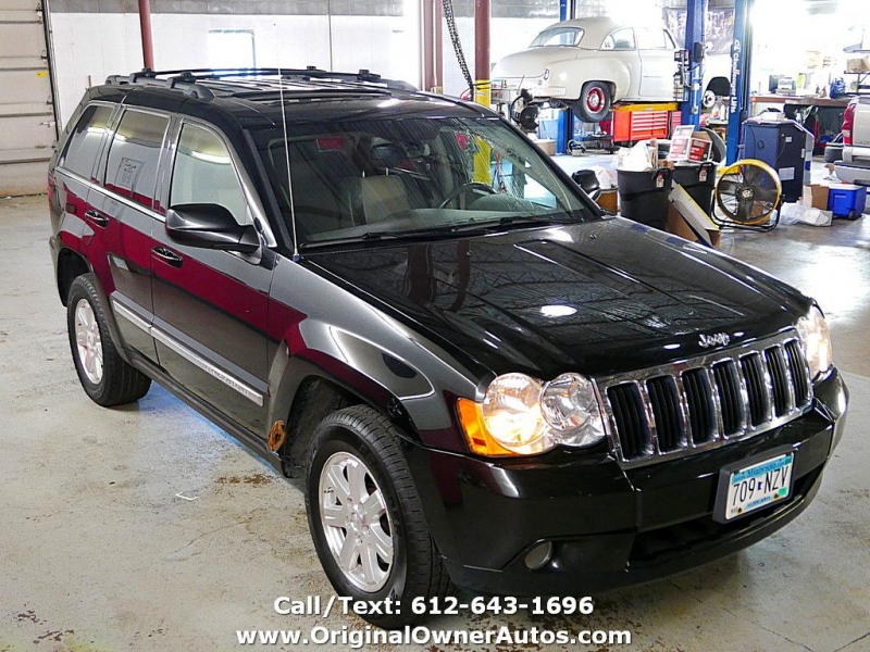Jeep Grand Cherokee 2008 price $7,995