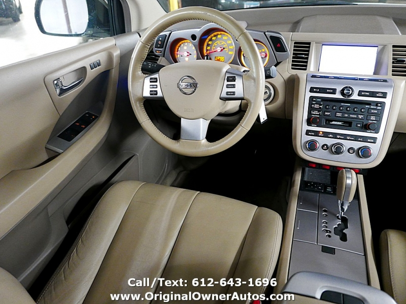 Nissan Murano 2007 price $5,495