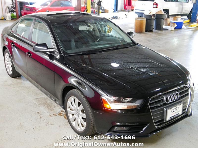 Audi A4 2014 price $12,995