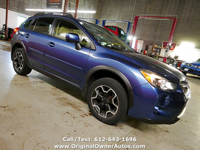 Subaru XV Crosstrek 2013 price $10,750