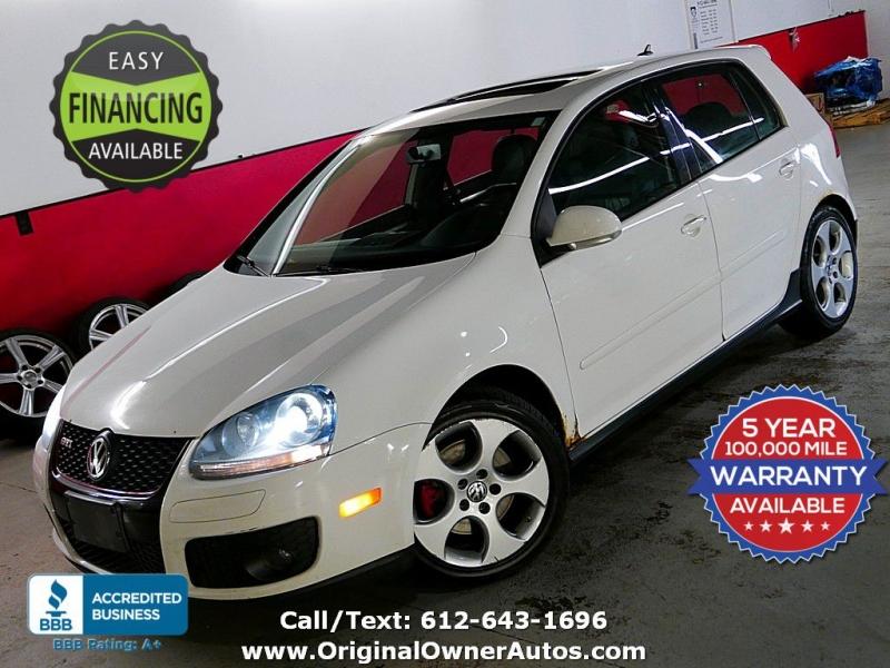 Volkswagen GTI 2008 price $5,495