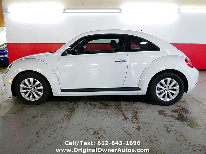 Volkswagen Beetle Coupe 2015 price $6,995