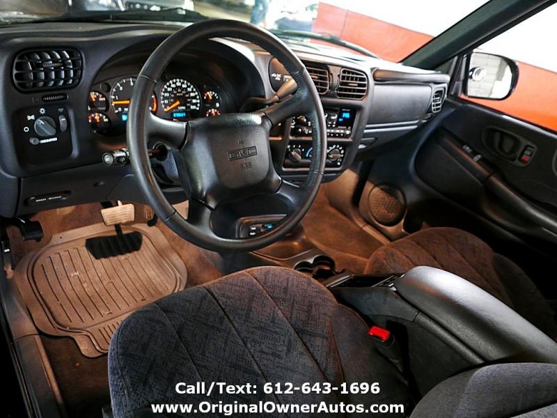 GMC Sonoma 1999 price $5,500