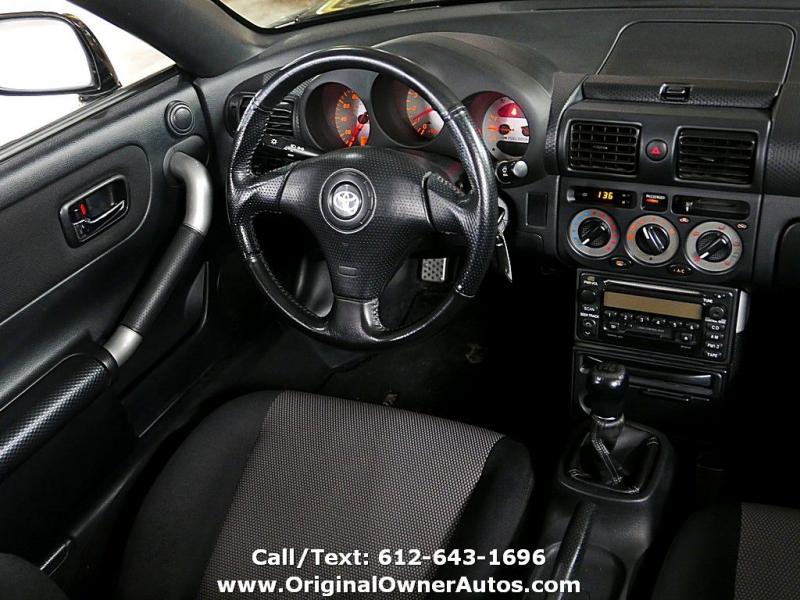 Toyota MR2 Spyder 2001 price $8,995