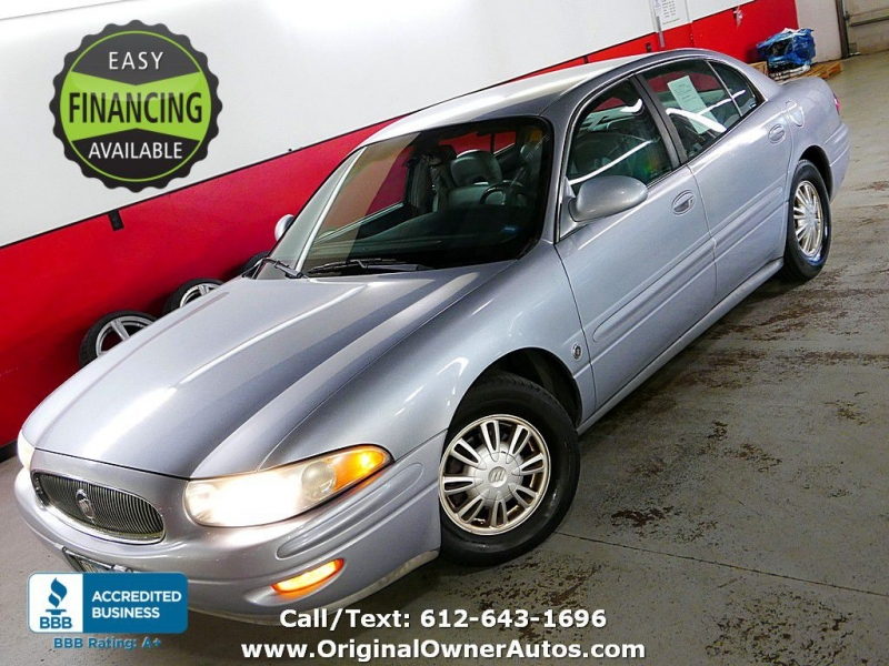 2004 buick lesabre leatherloaded limited original owner autos dealership in eden prairie original owner autos inc