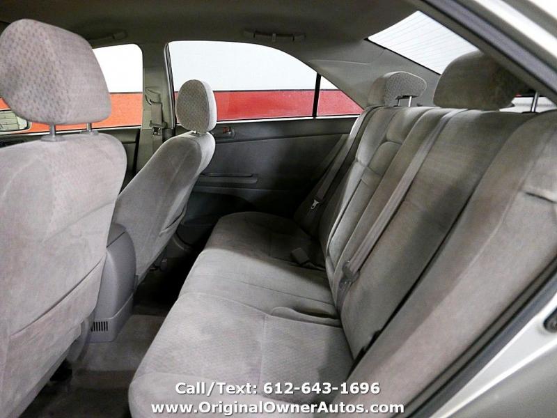 Toyota Camry 2003 price $4,995