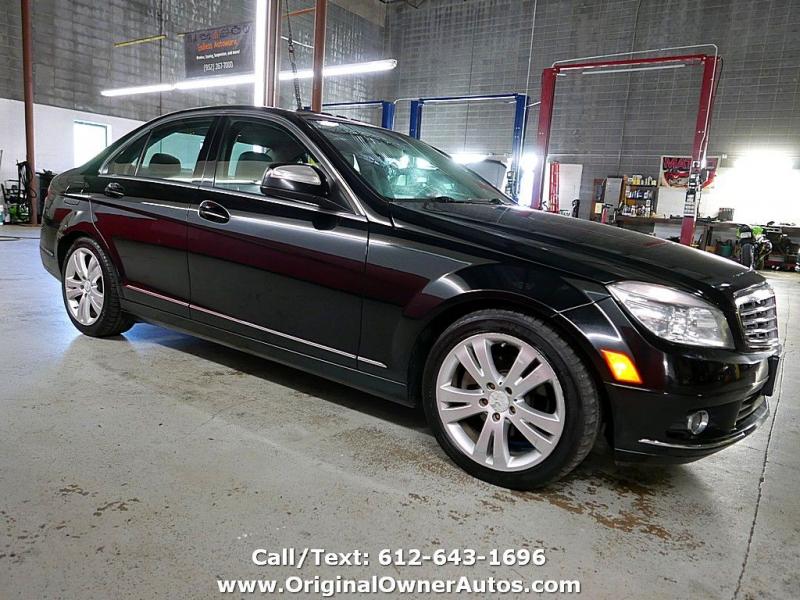 Mercedes-Benz C-Class 2009 price $6,495