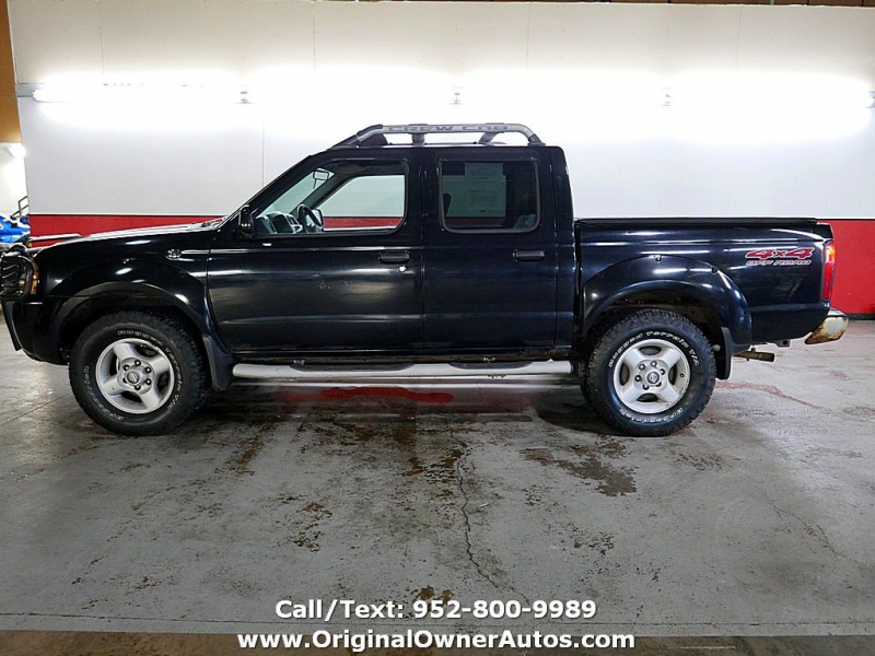 Nissan Frontier 4WD 2001 price $3,995
