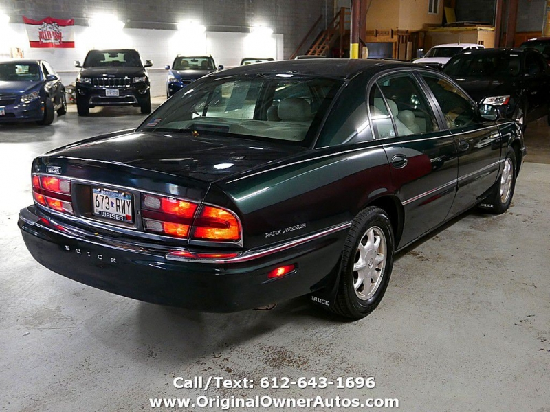 Buick Park Avenue 2001 price $5,995