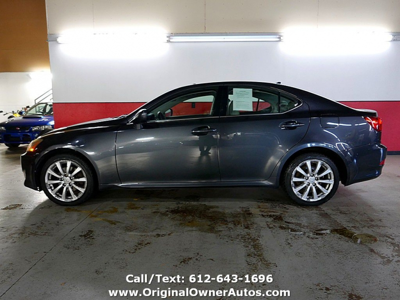 Lexus IS 250 2007 price $5,495