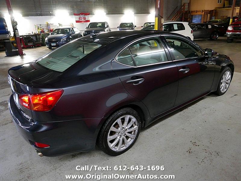 Lexus IS 250 2007 price $5,495